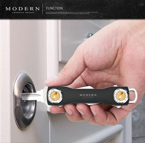 SmartKey (Key Chain Holder With USB Drive Option)