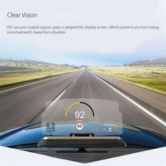SmartVizor (Windshield Navigation Display)
