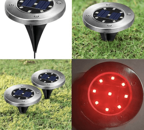 Solara Light XL9 - Brighter And 35% More Power (9 LEDS)