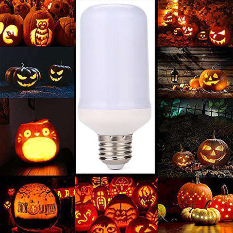 Trending Flame Light Bulbs - Energy Saving Bulb (Normal Light + Flame Mode)