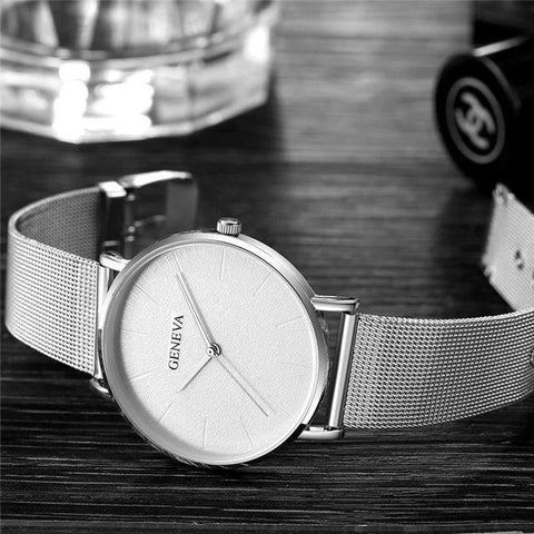 Ultra Thin Luxury Men's Watch