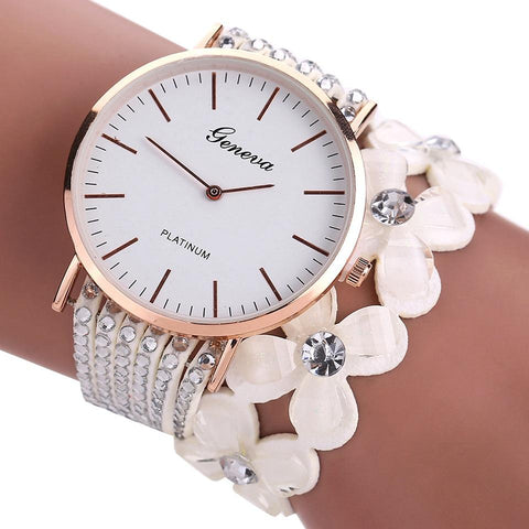 Women's Fashion Geneva Watch