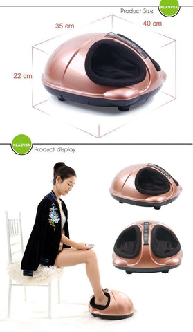 World's BEST Foot Massager