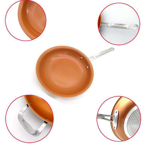 World's Best Non-stick Frying Pan