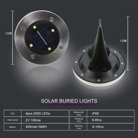 World's Best Solar Powered LED Light