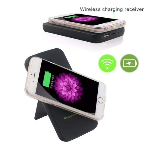World's Fastest Phone Charging Wireless Power Bank
