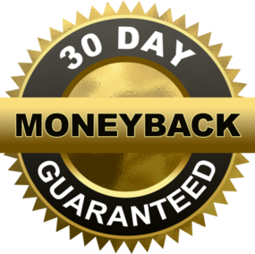 Image of 30 Day Satisfaction Guarantee (See Refund Policy Page On Secure Check Out Page)