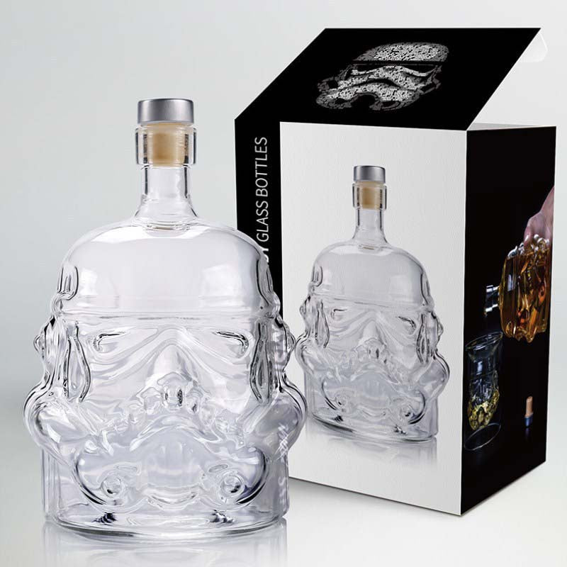 Star Wars Soldier Glass & Decanter