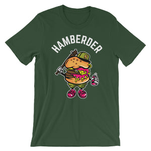 Hamberder Forest short sleeve T-Shirt College Football GiftsForTheGeeks.com Clemson Tigers White House