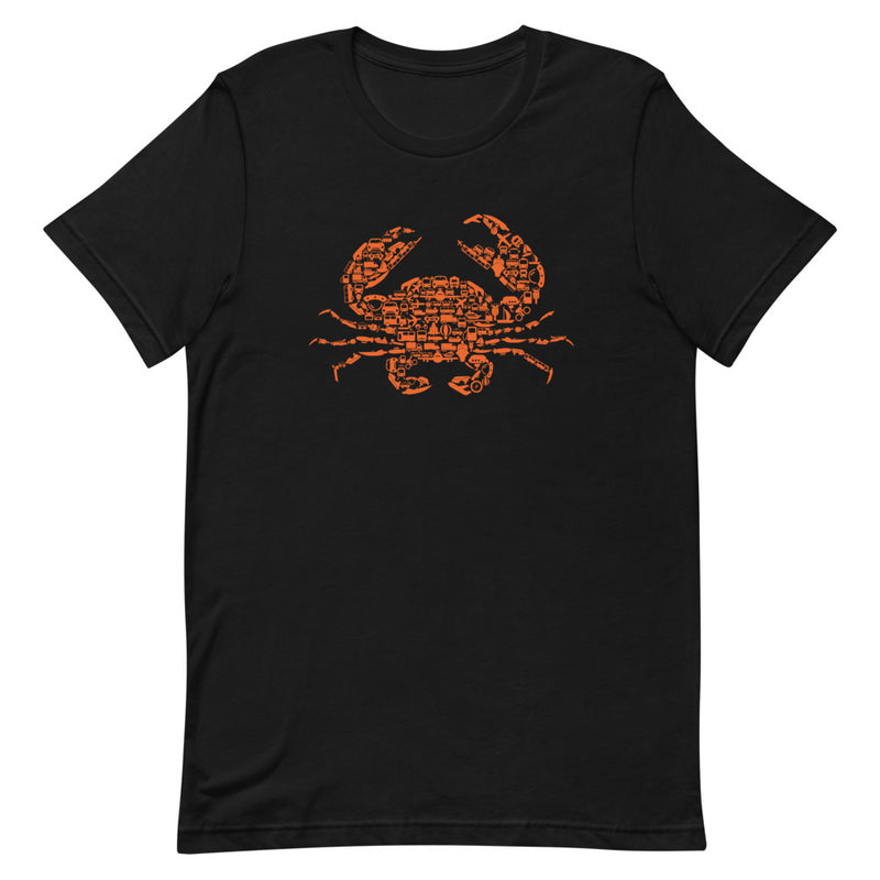 Feeling Crabby Short-Sleeve Unisex T-Shirt
