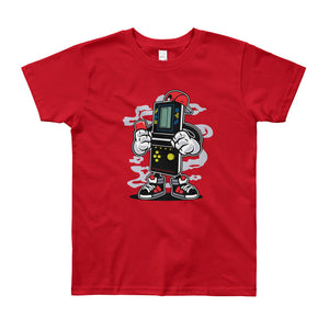 Brick Games Youth Short Sleeve T-Shirt