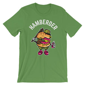 Hamberder Leaf short sleeve T-Shirt College Football GiftsForTheGeeks.com Clemson Tigers White House
