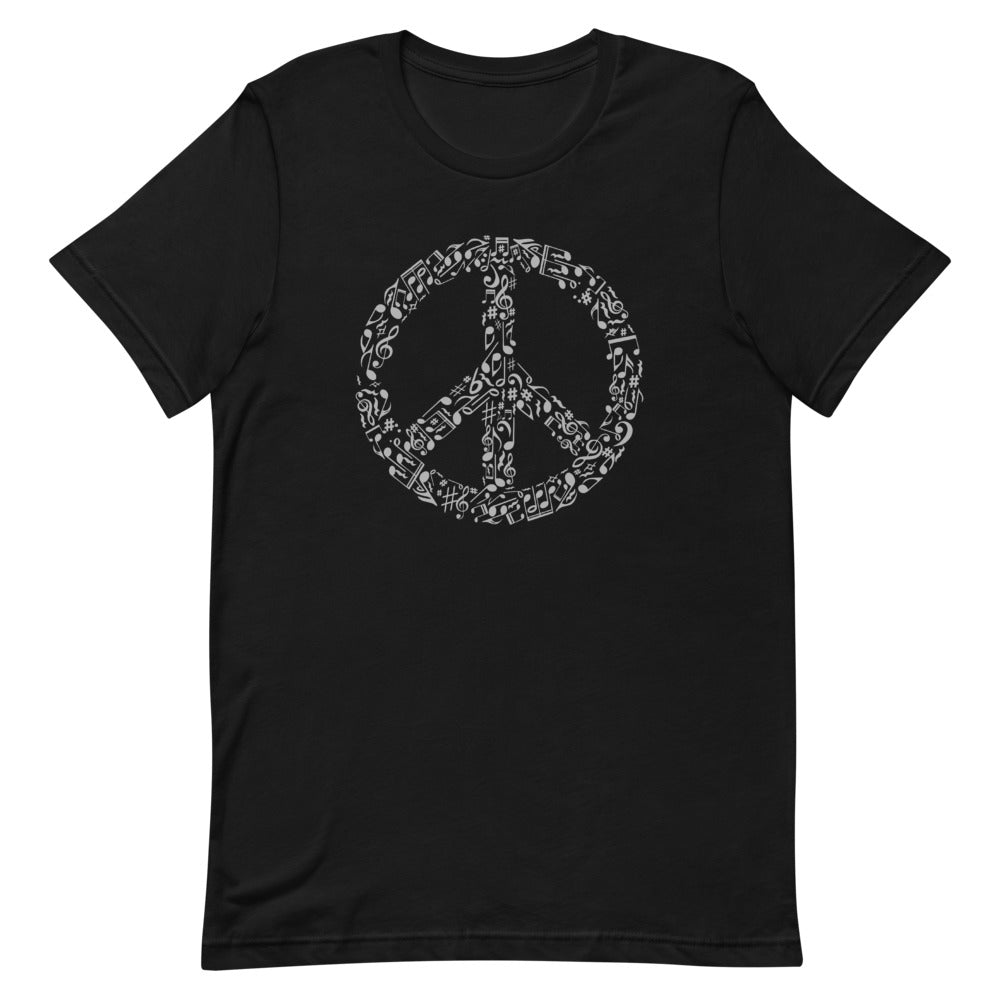 Rhyme In Peace Short-Sleeve T-Shirt