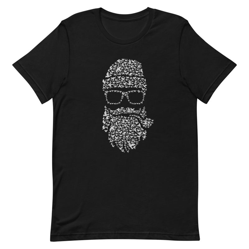 Birds Beard Men's Novelty Tee