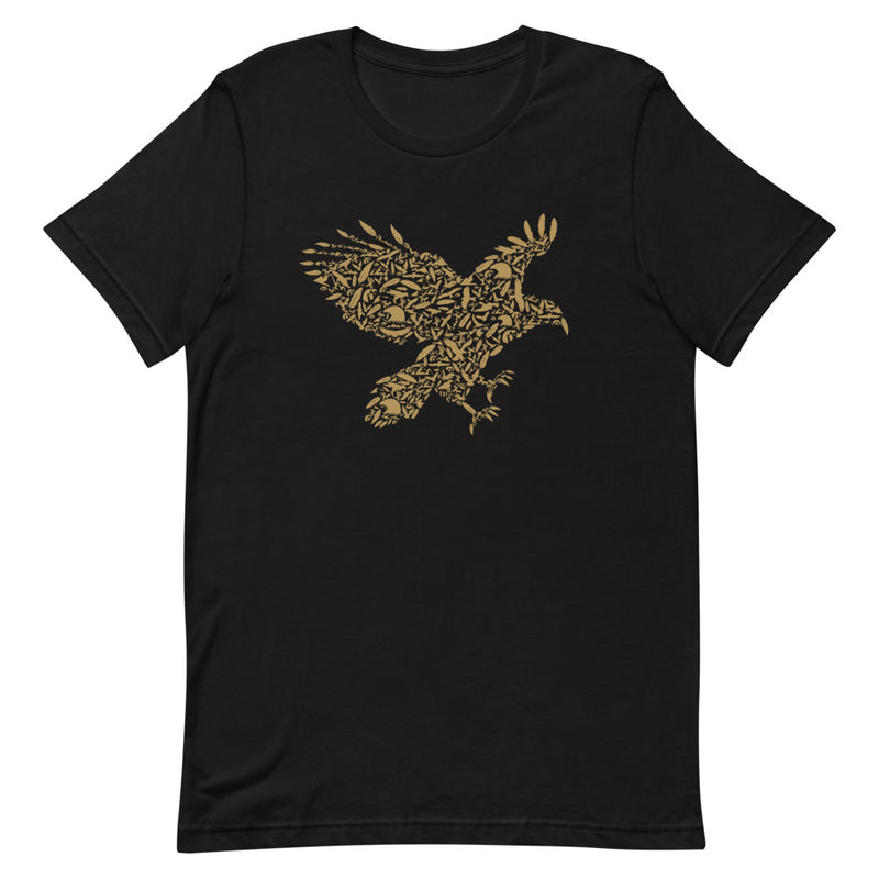 Eagle Graphic Short-Sleeve T-Shirt