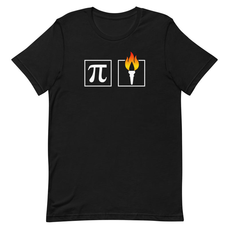 PyTorch Machine Learning Graphic T-Shirt