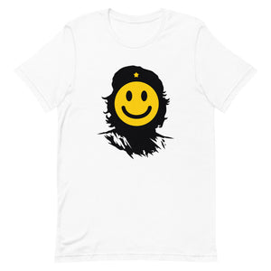 Che Smiley Face Short-Sleeve T-Shirt