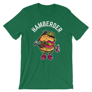 Hamberder Kelly short sleeve T-Shirt College Football GiftsForTheGeeks.com Clemson Tigers White House