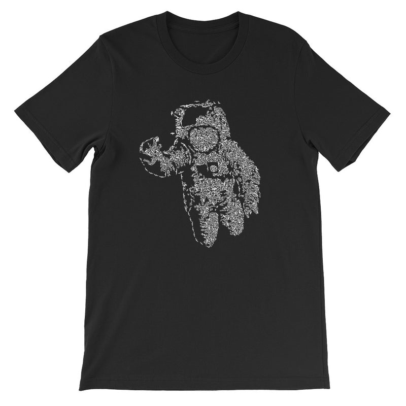 Flying Astronaut Short-Sleeve White Graphic T-Shirt Gifts for the Geeks www.GiftsForTheGeeks.com Music Movies Games Marvel DC Comics Disney Gadgets  graphic, novelty, Sold Out, t-shirt Gifts for the Geeks www.GiftsForTheGeeks.com Music Movies Games Marvel DC Comics Disney Gadgets
