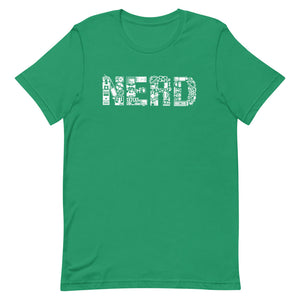 Nerd Short-Sleeve Graphic T-Shirt