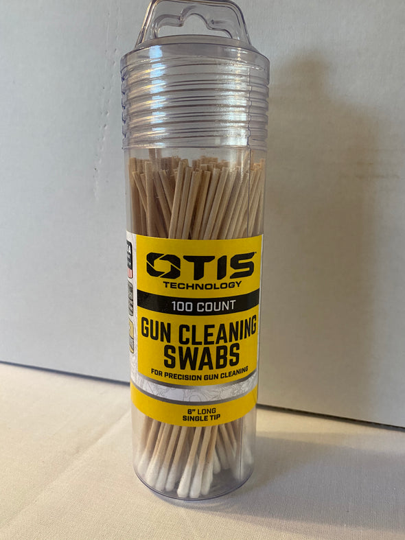 OTIS Cleaning Swabs 100 Pack