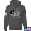 IV8888 Apollo Lunar Tech Hoodie Hoodies Small / Charcoal by Ballistic Ink - Made in America USA