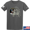 IV8888 Apollo Lunar Tech T-Shirt T-Shirts Small / Charcoal by Ballistic Ink - Made in America USA