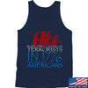 IV8888 1773 vs 1776 Tank Tanks SMALL / Charcoal by Ballistic Ink - Made in America USA