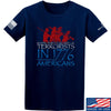 IV8888 1773 vs 1776 T-Shirt T-Shirts Small / Navy by Ballistic Ink - Made in America USA