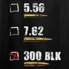 IV8888 300 BLK T-Shirt T-Shirts [variant_title] by Ballistic Ink - Made in America USA