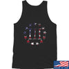 IV8888 Three Percenter Tank Tanks SMALL / Black by Ballistic Ink - Made in America USA