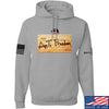 IV8888 ATF (AnTiFreedom) Hoodie Hoodies Small / Light Grey by Ballistic Ink - Made in America USA