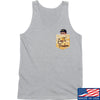 IV8888 AnTiFreedom (false) Pocket Tank Tanks SMALL / Light Grey by Ballistic Ink - Made in America USA