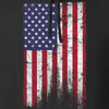 IV8888 Distressed Flag Hoodie Hoodies [variant_title] by Ballistic Ink - Made in America USA