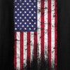 IV8888 Distressed Flag Long Sleeve T-Shirt Long Sleeve [variant_title] by Ballistic Ink - Made in America USA