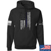IV8888 Thin Blue Line Hoodie Hoodies Small / Black by Ballistic Ink - Made in America USA