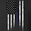 IV8888 Thin Blue Line Hoodie Hoodies [variant_title] by Ballistic Ink - Made in America USA