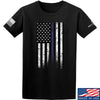 IV8888 Thin Blue Line T-Shirt T-Shirts Small / White by Ballistic Ink - Made in America USA