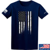 IV8888 Thin Blue Line T-Shirt T-Shirts Small / Navy by Ballistic Ink - Made in America USA