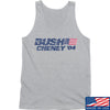 IV8888 Bush Cheney Tank Tanks SMALL / Light Grey by Ballistic Ink - Made in America USA