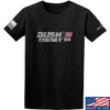 IV8888 Bush Cheney T-Shirt T-Shirts Small / Black by Ballistic Ink - Made in America USA