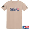 IV8888 Bush Cheney T-Shirt T-Shirts Small / Sand by Ballistic Ink - Made in America USA