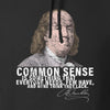 IV8888 Benjamin Franklin Common Sense Hoodie Hoodies [variant_title] by Ballistic Ink - Made in America USA