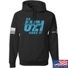 IV8888 Da Uzi Does It Hoodie Hoodies Small / Black by Ballistic Ink - Made in America USA