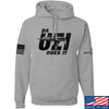 IV8888 Da Uzi Does It Hoodie Hoodies Small / Light Grey by Ballistic Ink - Made in America USA