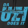 IV8888 Da Uzi Does It Hoodie Hoodies [variant_title] by Ballistic Ink - Made in America USA