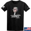 IV8888 Thomas Jefferson Dangerous Freedom T-Shirt T-Shirts Small / Black by Ballistic Ink - Made in America USA