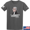 IV8888 Thomas Jefferson Dangerous Freedom T-Shirt T-Shirts Small / Charcoal by Ballistic Ink - Made in America USA