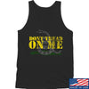 IV8888 Don't Tread on Me Tank Tanks SMALL / Black by Ballistic Ink - Made in America USA
