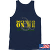IV8888 Don't Tread on Me Tank Tanks SMALL / Navy by Ballistic Ink - Made in America USA